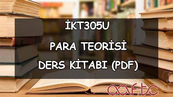 Para Teorisi ( İKT305U ) Ders e-Kitabı