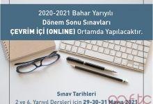 Aof Final Sınavları Online Olacak (2021 Bahar Dönemi)