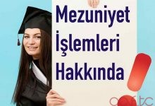 Atatürk Üniversitesi 2021 Mezuniyet İşlemleri